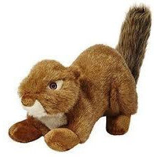Fluff & Tuff Red Squirrel