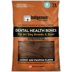 Indigenous Dental Bones Carrot 17oz