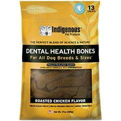 Indigenous Dental Bones Chicken 17oz