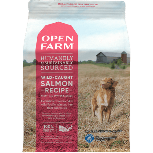 Open Farm Wild wild salmon