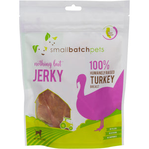 Smallbatch turkey jerky 4oz