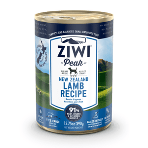 Ziwi Peak Canned Dog Lamb