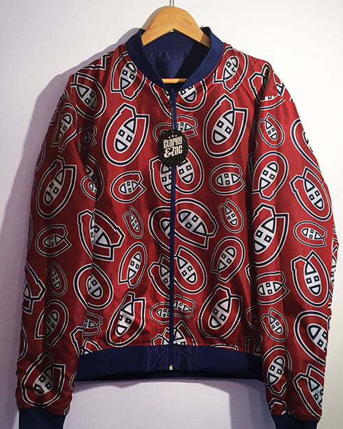 Montreal Canadiens - Men's Reversible Bomber