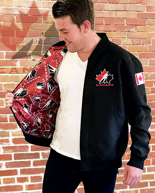 Hockey Canada - Men's Reversible Bomber