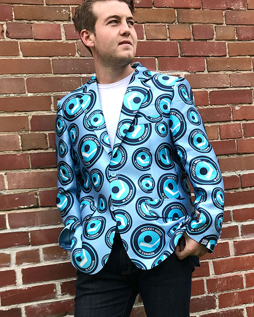 HNIC - Men's All Over Print Blazer