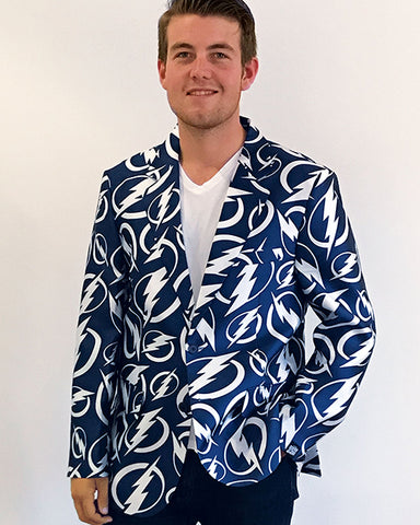 Tampa Bay Lightning - Men's All Over Print Dress Shirt