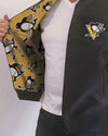 Pittsburgh Penguins - Men's Reversible Bomber
