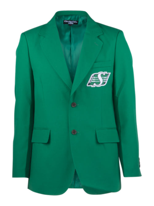 Saskatchewan Roughriders - Men's Rider Green Classic Blazer