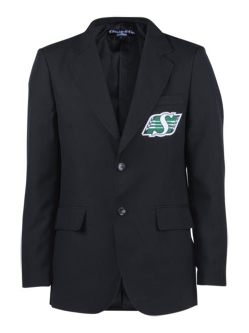 Saskatchewan Roughriders - Men's Classic Black Blazer