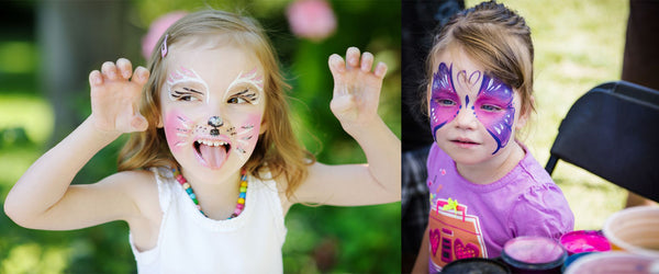 Take Your Birthday Party to The Next Level With Face Painting