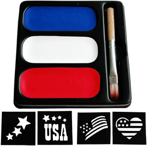 USA Pack for America's Patriotic Events