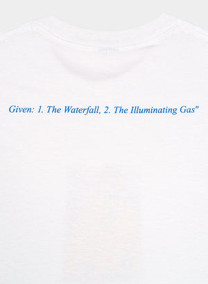 """Given: 1. The Waterfall, 2. The Illuminating Gas"""