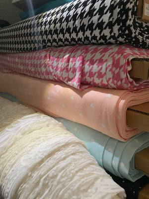 Fabrics Part I: Choosing Fabrics, Knits and Tricot Fabrics