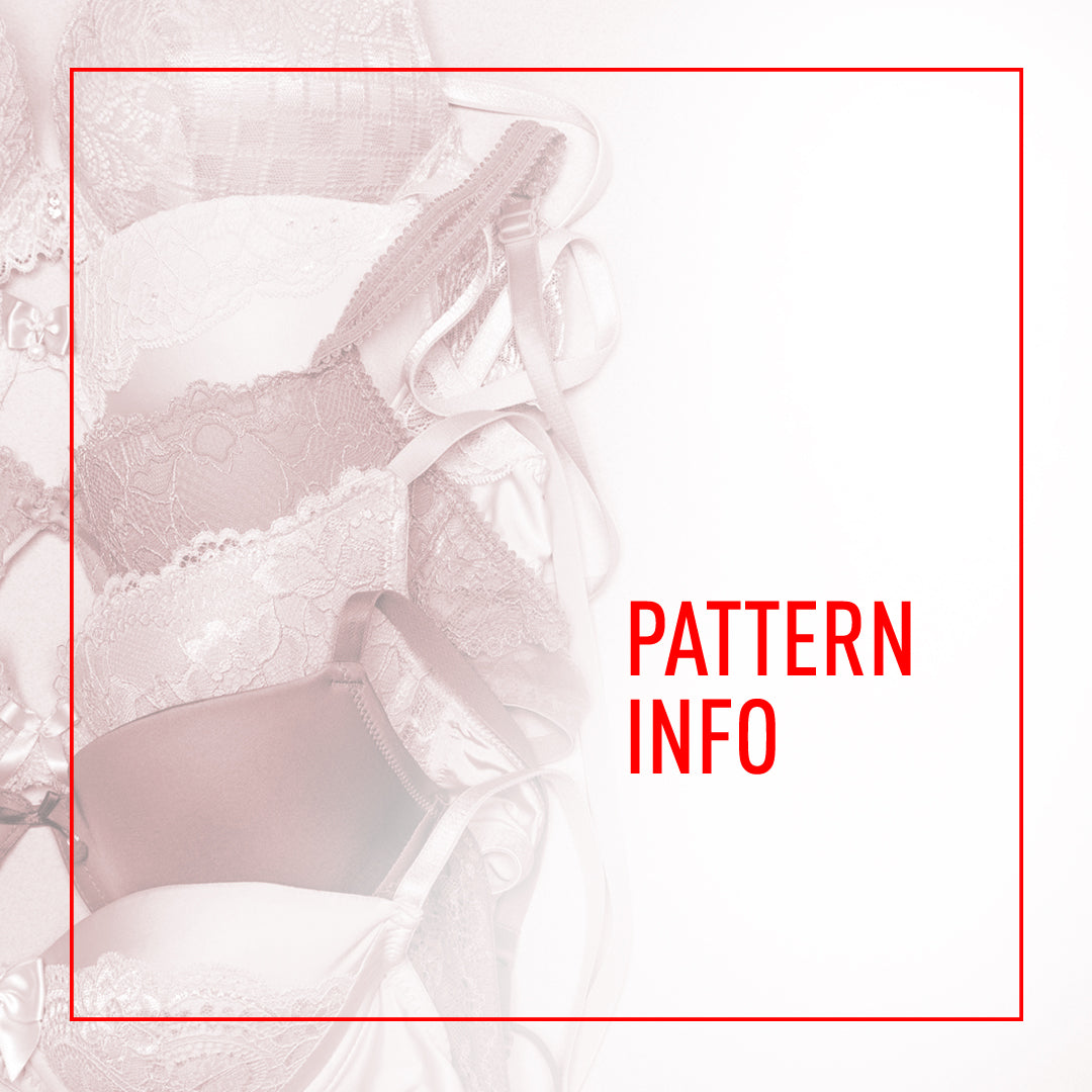 Stitch Love Studio- Pattern Guide- Pattern Info Header