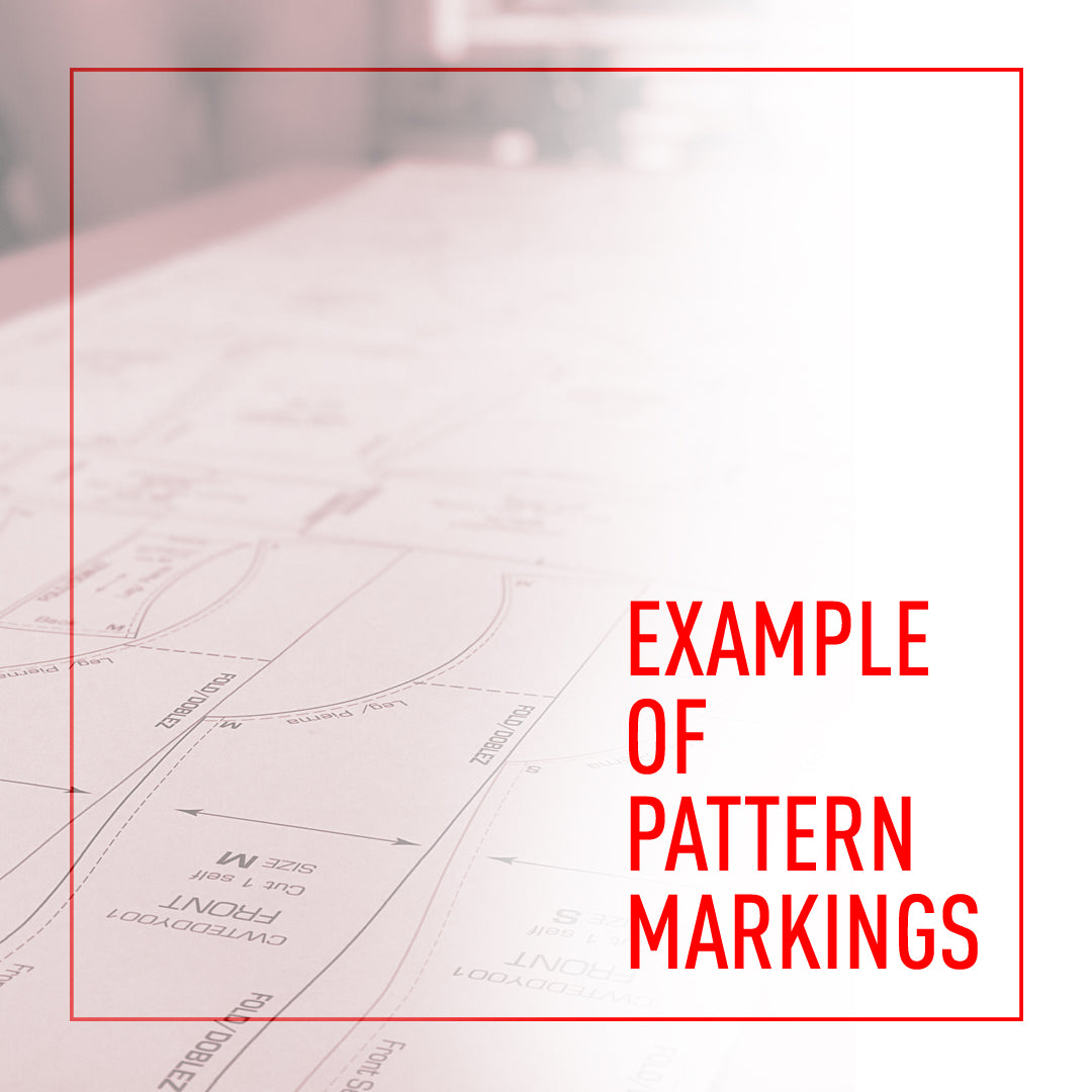 Stitch Love Studio- Pattern Guide- Pattern Markings Header