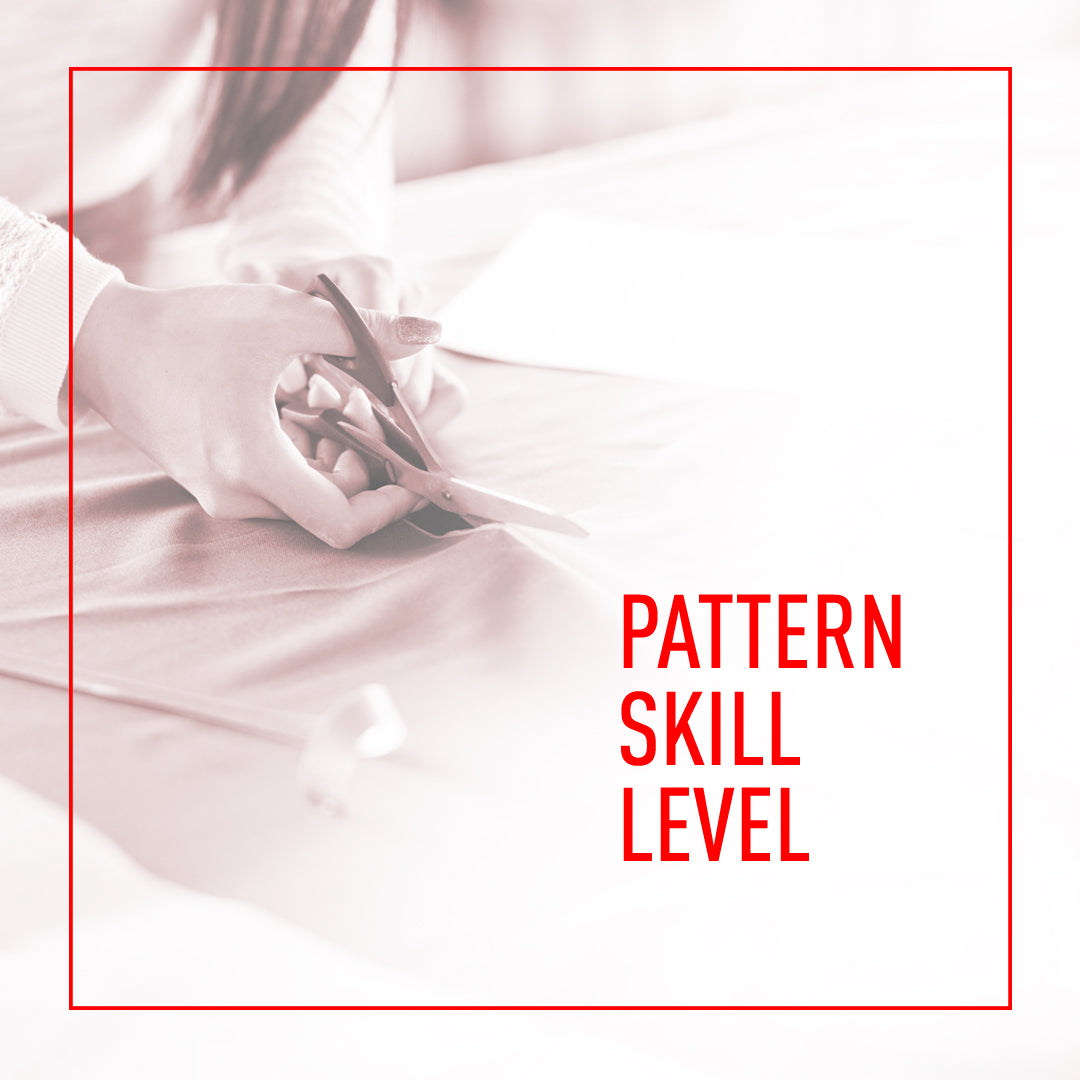 Stitch Love Studio- Pattern Guide- Skill Level Header