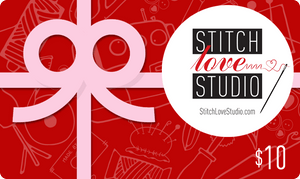 Gift Card - Stitch Love Studio Gift Card