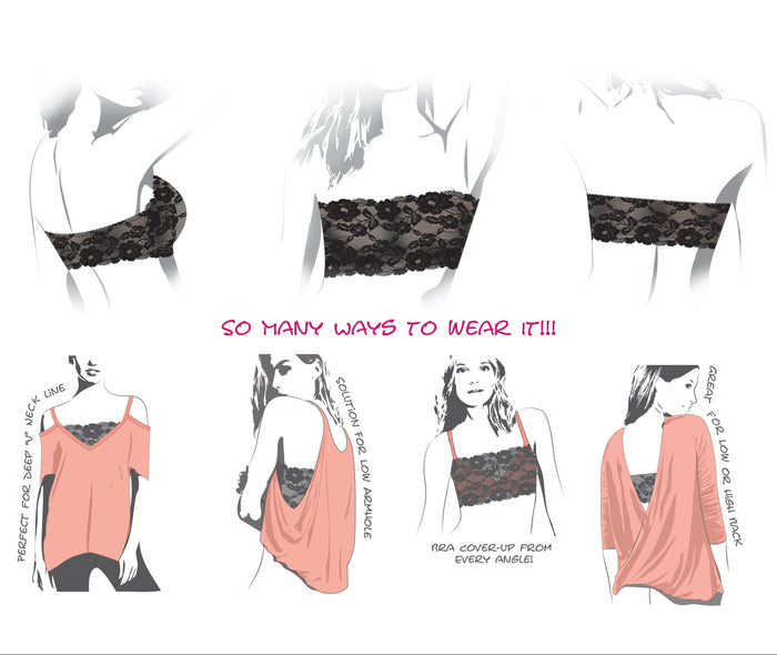 PDF Dare & Co Sewing Pattern. Line and Unlined Bandeau- Sizes XS-XL