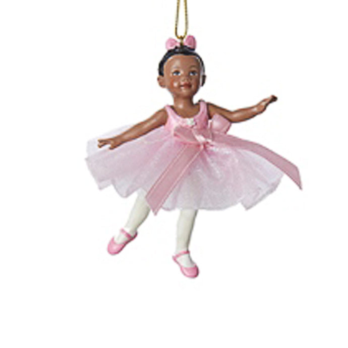 Nutcracker Little Ballerina Ornament
