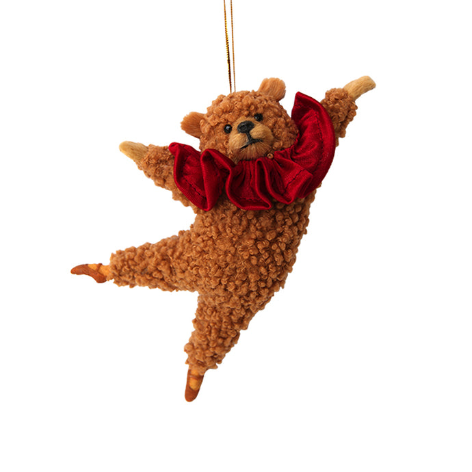 Nutcracker Bear Ornament