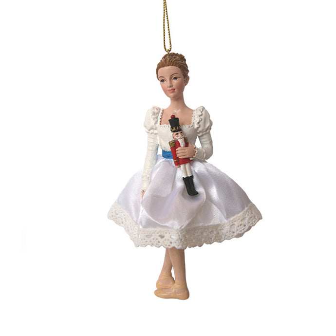 Nutcracker Clara Ornament