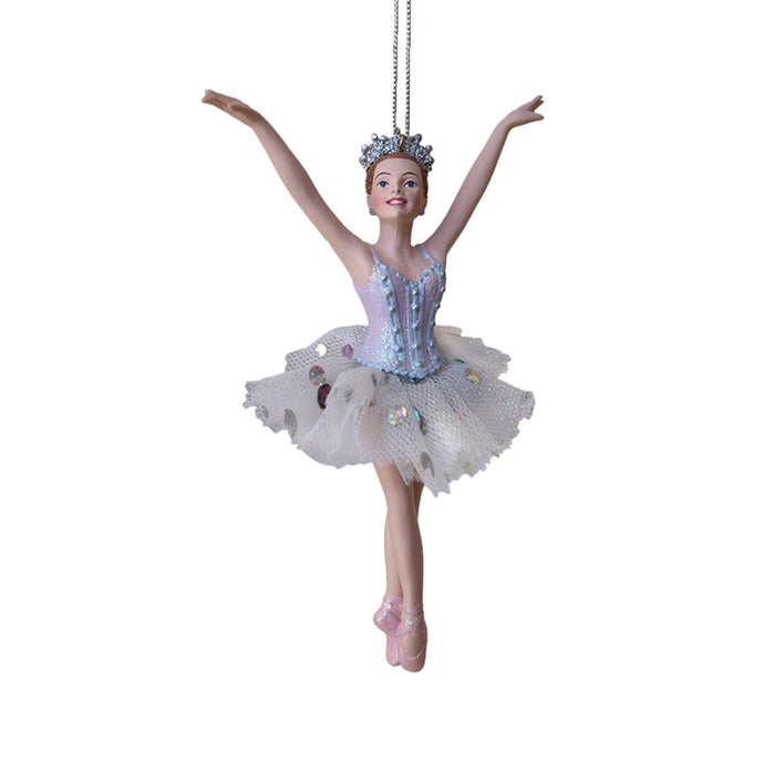 Nutcracker Dew Drop Ornament