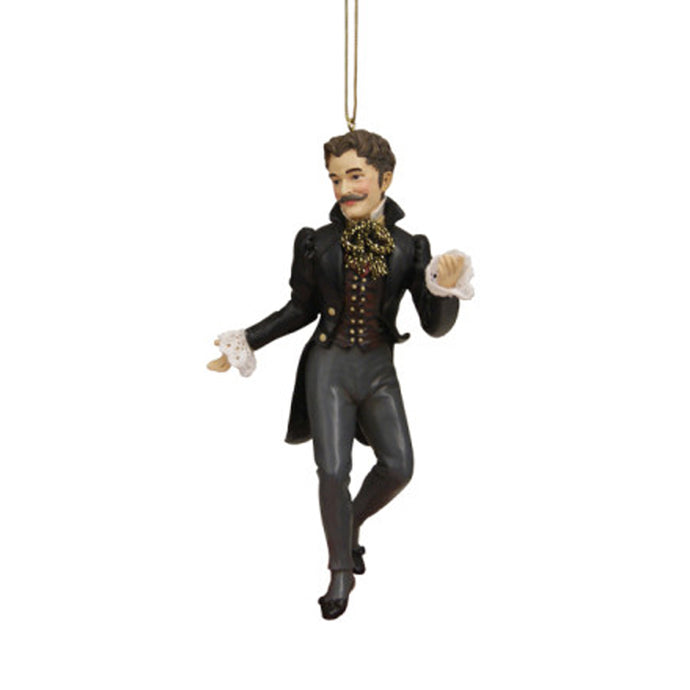 Nutcracker Drosselmeier Ornament