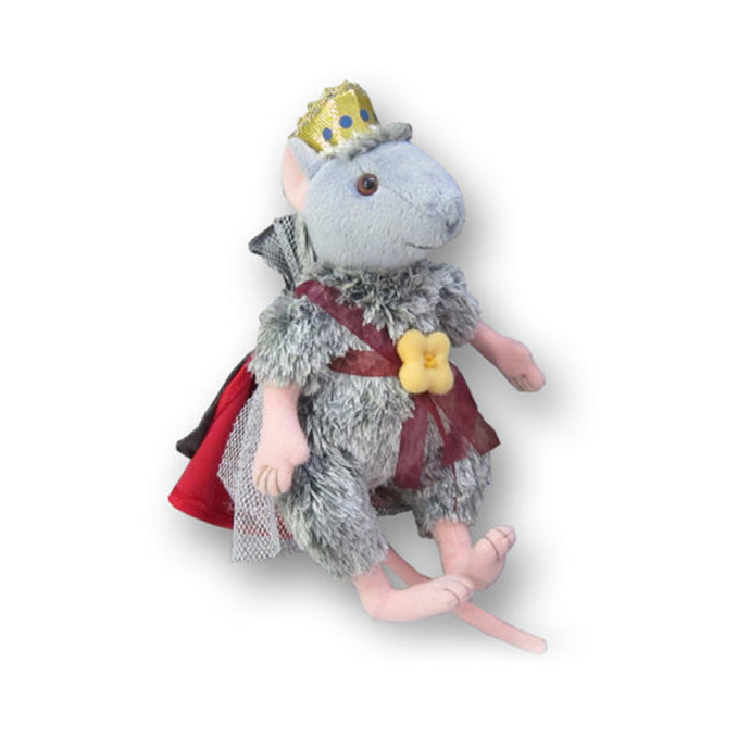 Nutcracker Mouse King Doll