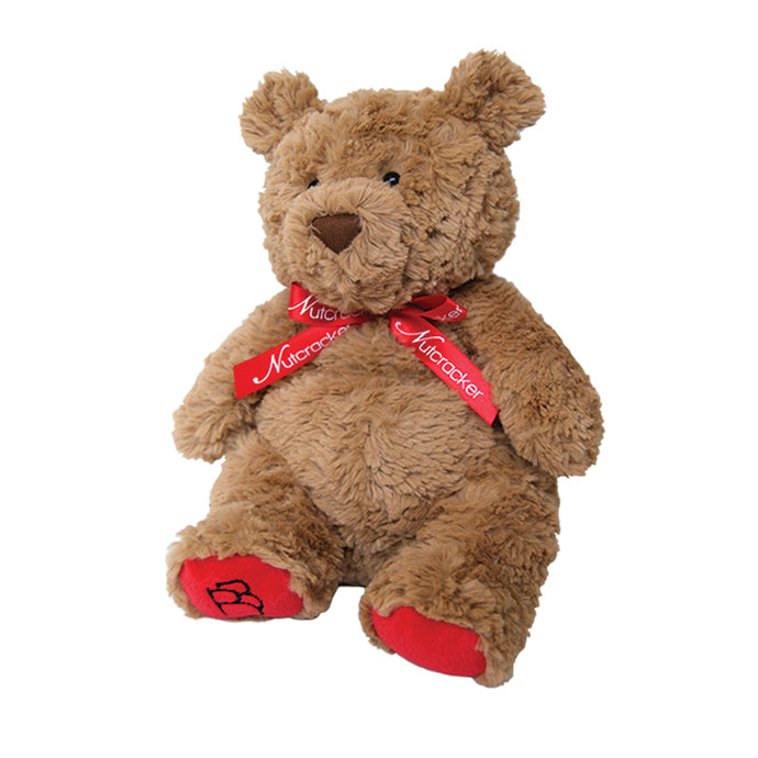 Nutcracker Bear Plush