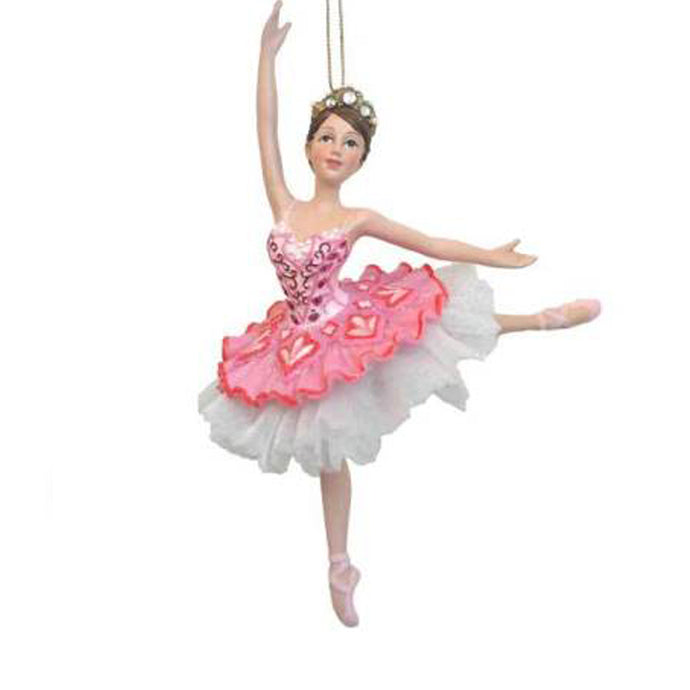Nutcracker Sugar Plum Fairy Ornament