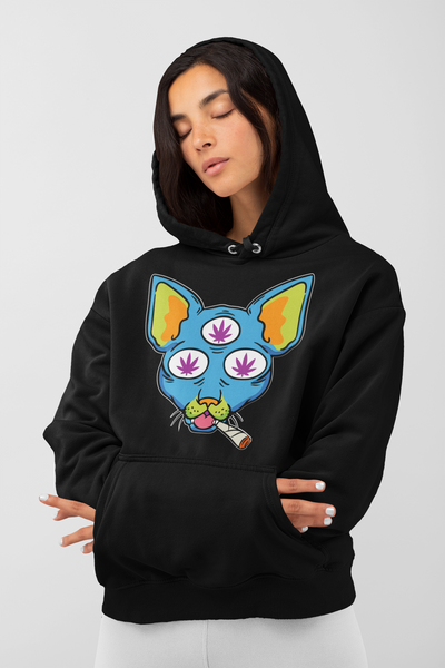 Warm and comfortable Smirk Society Woman's Hoodie - Smirk Society