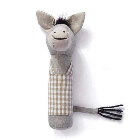 Edwardo The Donkey Rattle