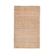 Jute - Aria Natural Jute & Cotton Hand Woven Rug - Stella Rugs