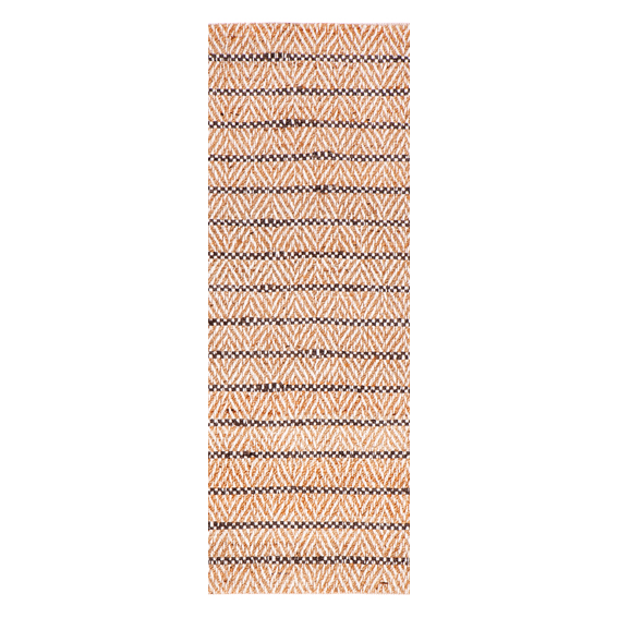 Jute - Aster Natural Runner - Stella Rugs
