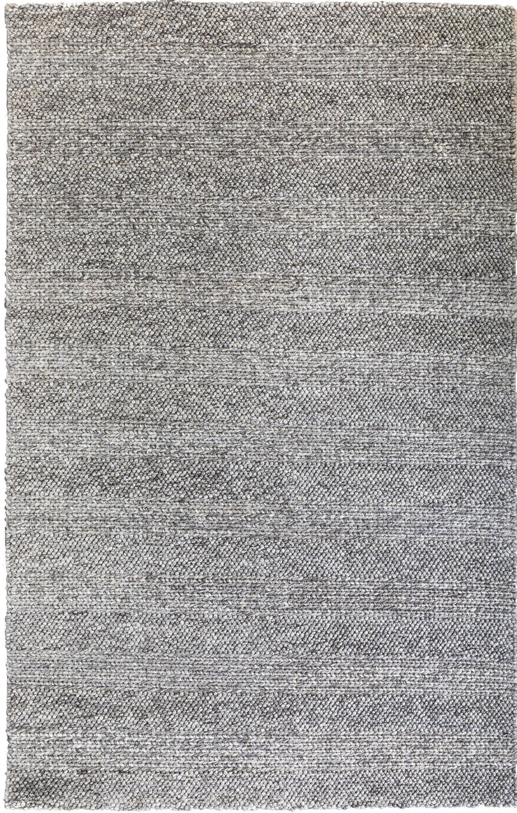 Diva Beige Braided Hand Loomed Wool/Viscose Blend Floor Rug - Stella Rugs