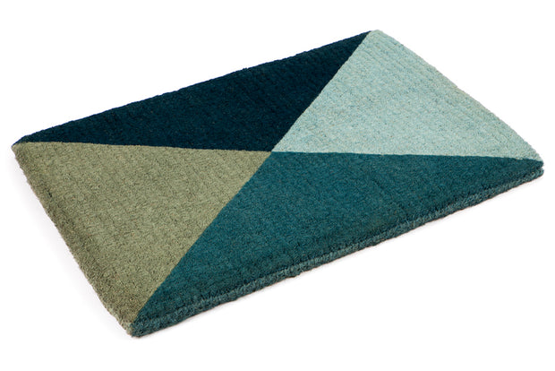 Doormat - Blue Flag 100% Coir - Stella Rugs