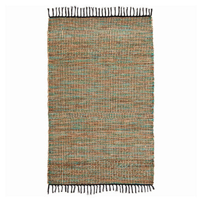 Jute - Brooklyn Natural Jute Hand Woven Rug - Stella Rugs