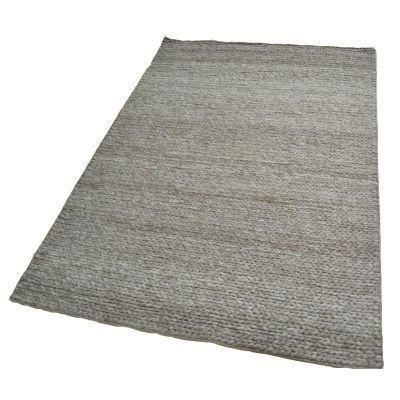Cable Chestnut - Modern Hand Knotted Wool Rug - Stella Rugs