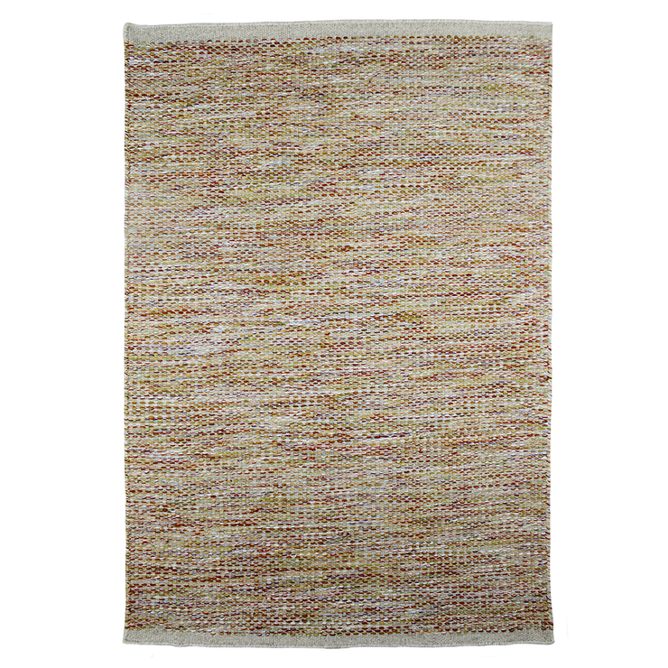 Daisy Cream - Modern Pure Wool Fully Reversible Rug - Stella Rugs