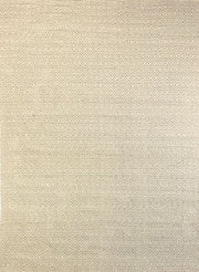Diamond Waves Bone - 100% Cotton Rug - Stella Rugs