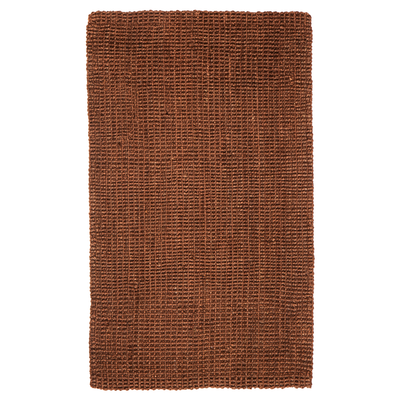 Jute - Estate Brown Hand Braided Rug - Stella Rugs