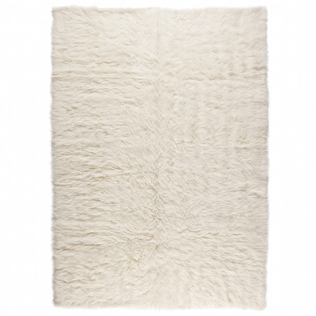 Flokati 1300gms Pure New Zealand Wool Shaggy Floor Rug - Stella Rugs