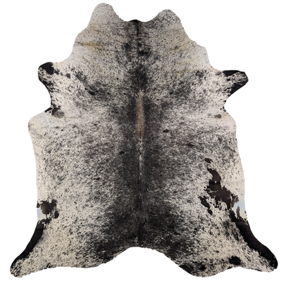 Genuine Brazillian Salt & Pepper Cowhide Rug - 130S&PR - Stella Rugs
