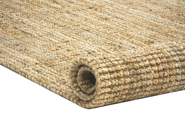 Jute - Java Natural Hand Woven Floor Rug - Stella Rugs
