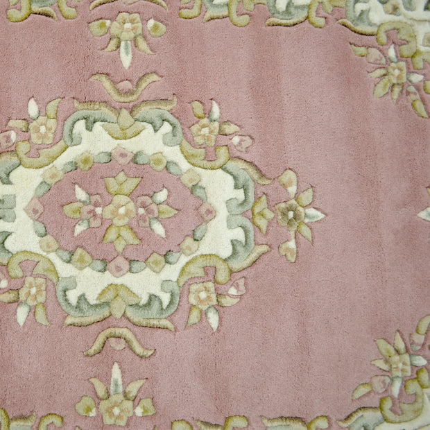 Jewel Rose - Hand Tufted wool Rug Runner - Stella Rugs
