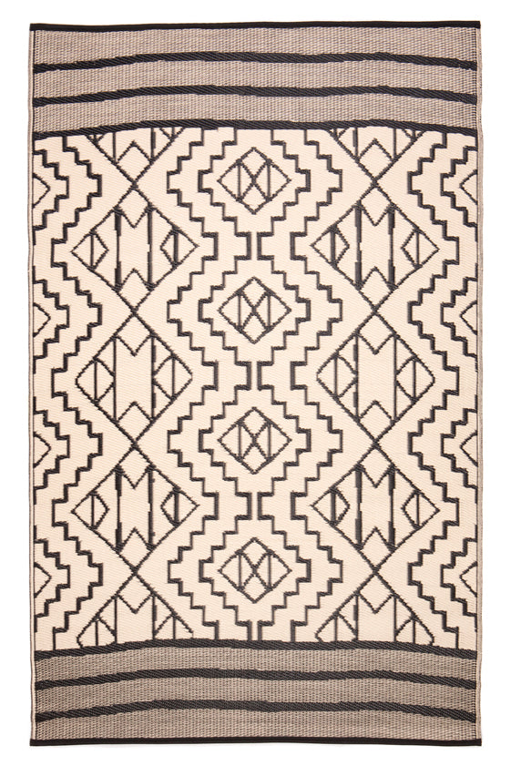 Kilimanjaro Brown Outdoor Rug - Stella Rugs