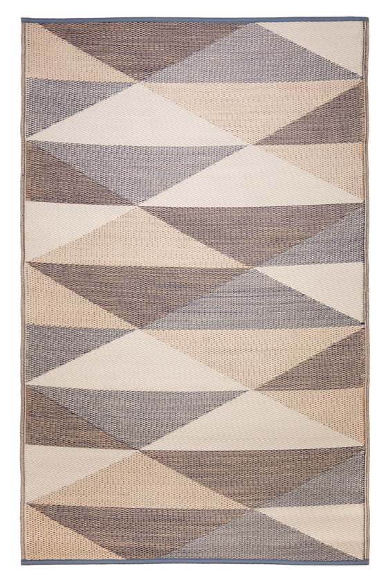 Monaco Champagne and Beige Outdoor Rug - Stella Rugs