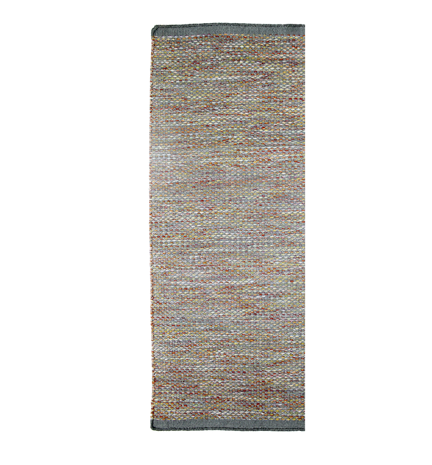 Daisy - Modern Flat Weave Pure Wool Fully Reversible Runner -  Three Colours
