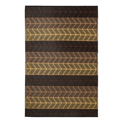 Seattle Brown and Beige Outdoor Rug - Stella Rugs