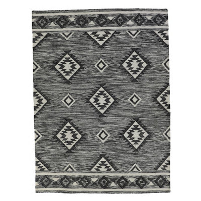 Tunisia III Wool/Cotton Blend Hand Knotted Floor Rug - Stella Rugs